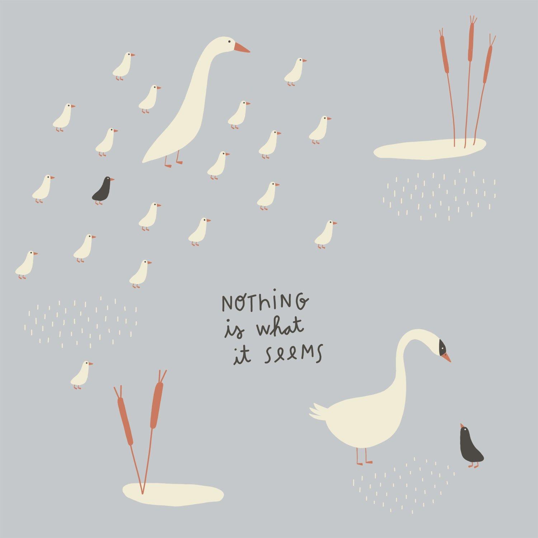Ugly Duckling Main Jersey j35 by Katia Fabrics