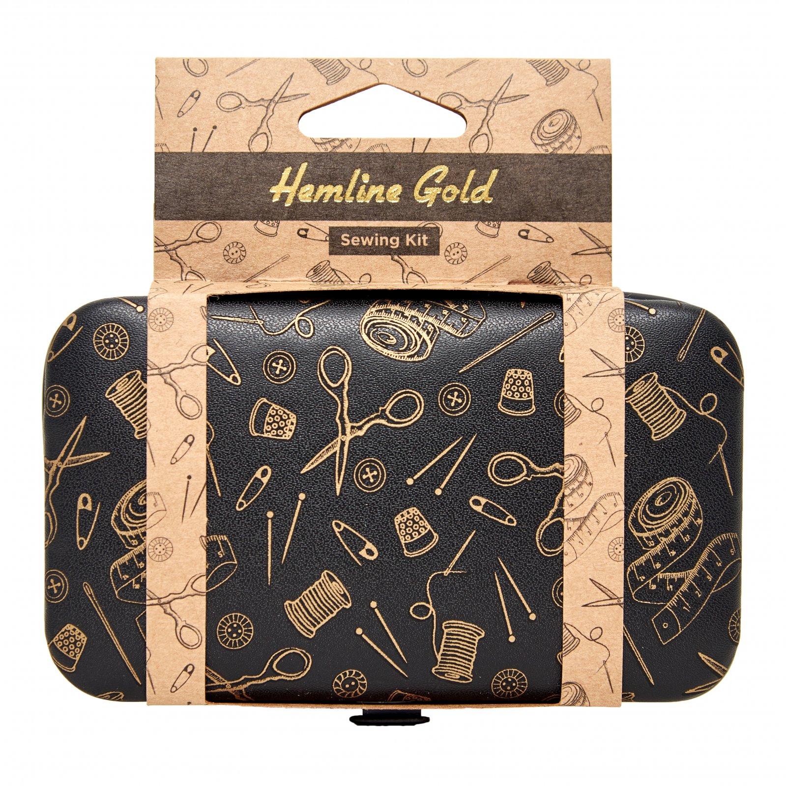 Sewing Kit - Hemline Gold