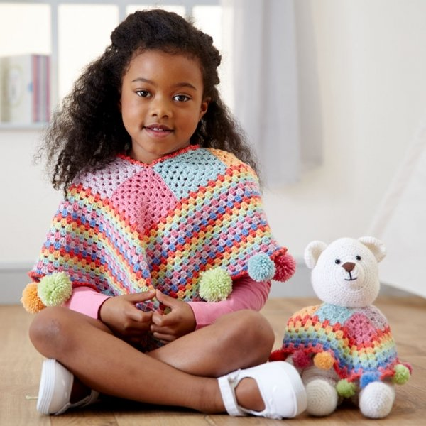 Bo Peep Great Adventures Pattern Book by West Yorkshire Spinners