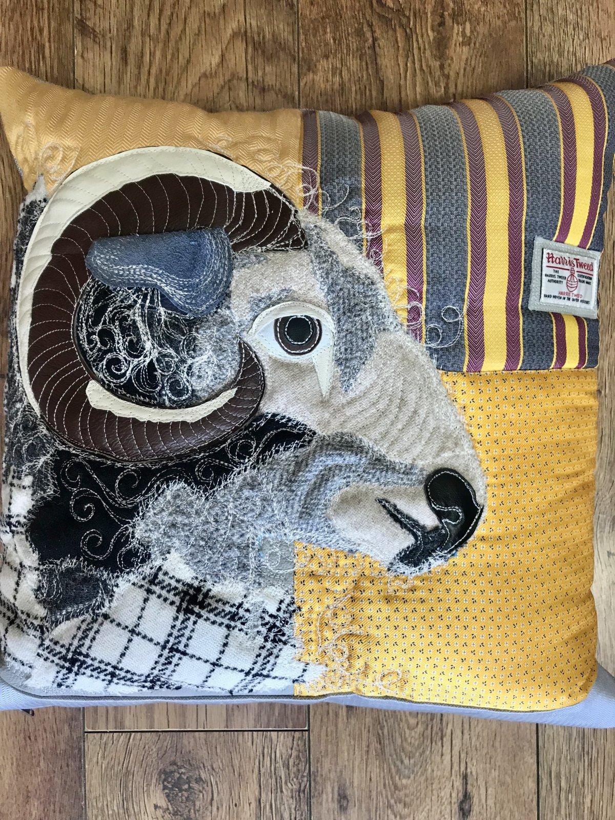 Couture Cushions by Natasha
