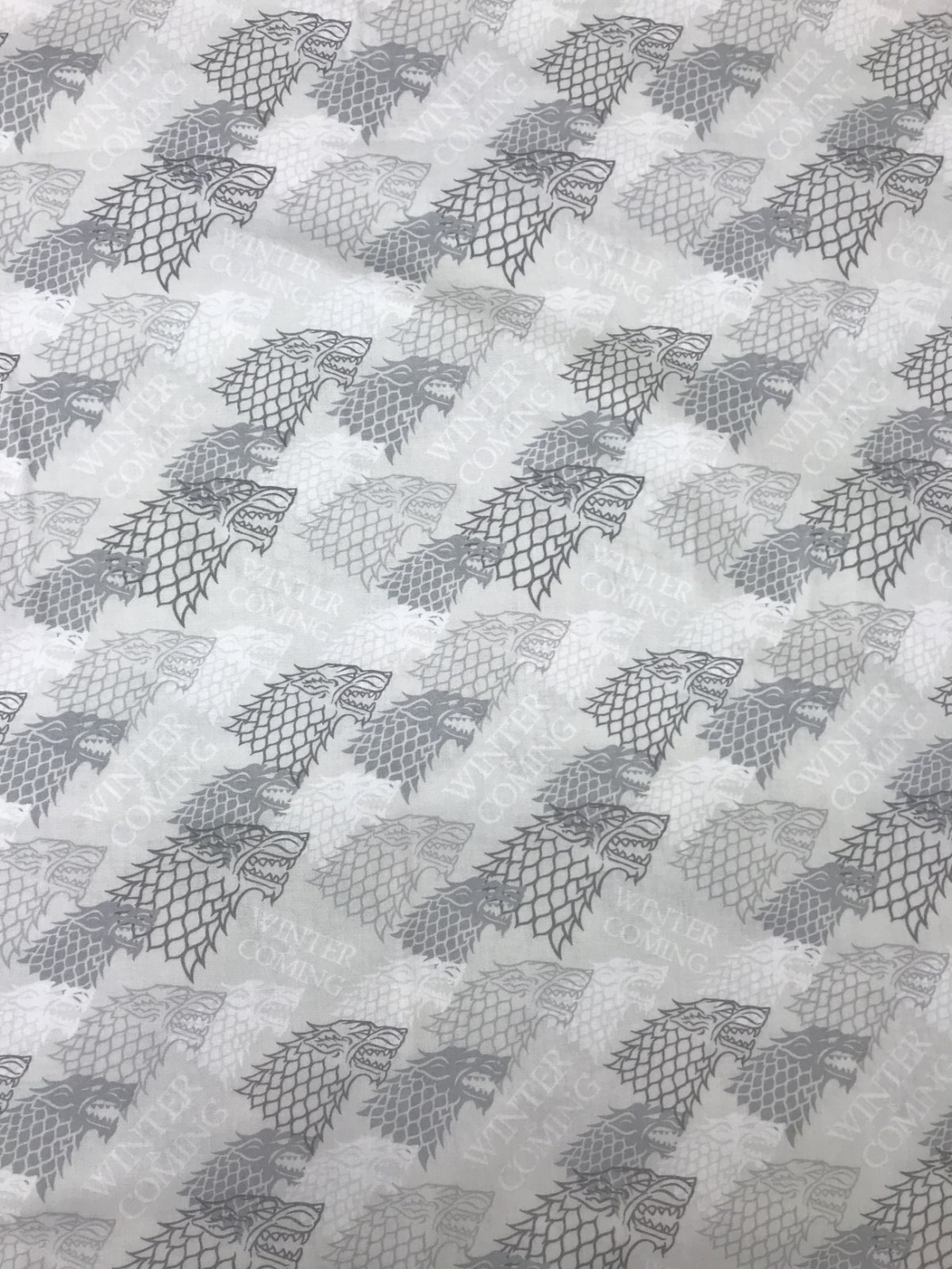 Game of Thrones Fabric by Springs Creative