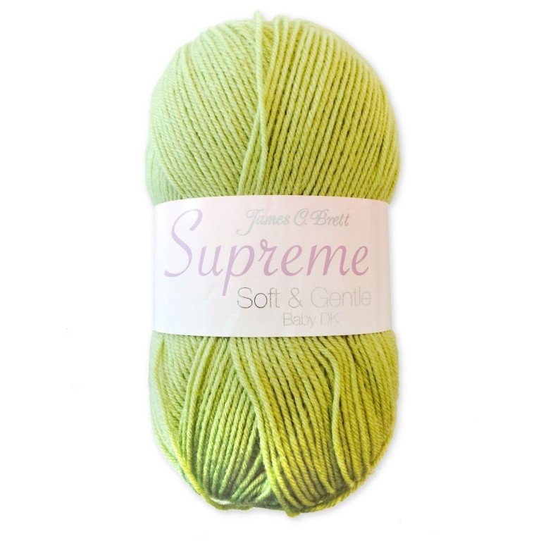 James C Brett Supreme Soft & Gentle Baby DK