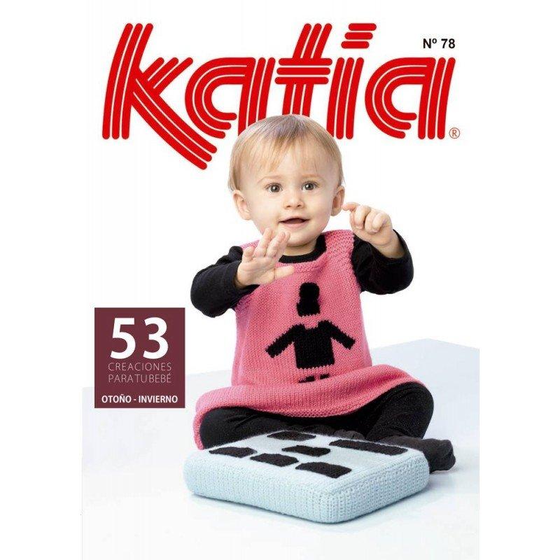 Baby Pattern Books by Katia