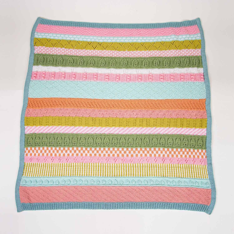 Katia  LES PETITES CHOSES Blanket Kit