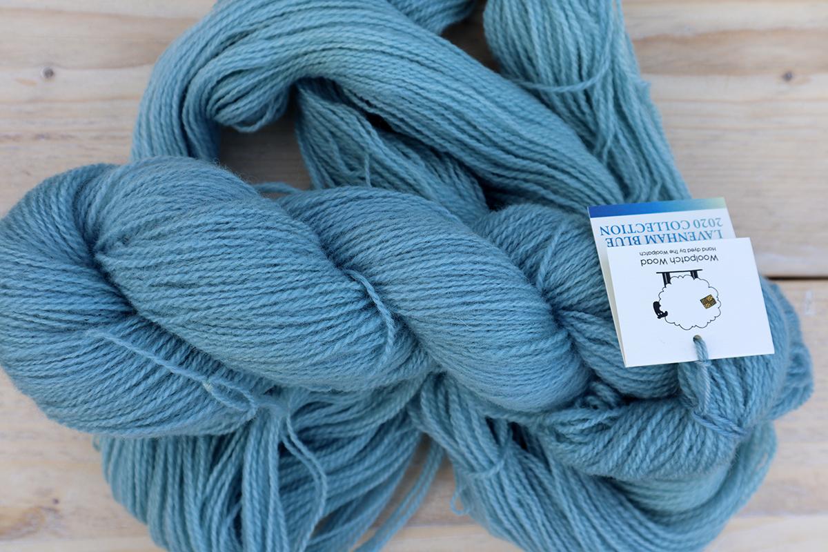 Lavenham Blue 2020 Collection - Solids 'Light Blues'