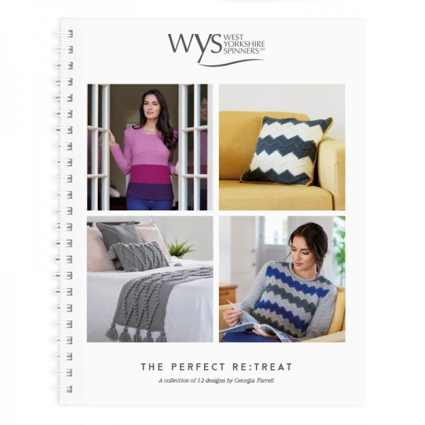 The Perfect Re:Treat Pattern Book by The West Yorkshire Spinners