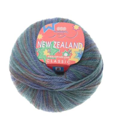 New Zealand Print byAdriafil