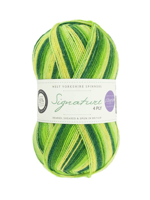 Seasons - Signature 4ply from the West Yorkshire Spinners by Winwick Mum