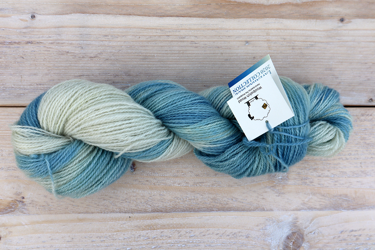 Lavenham Blue 2020 Collection - Purposely Variegated Style 3