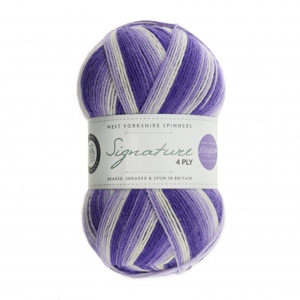 Signature 4 Ply Winwick Mum Collection by the West Yorkshire Spinners