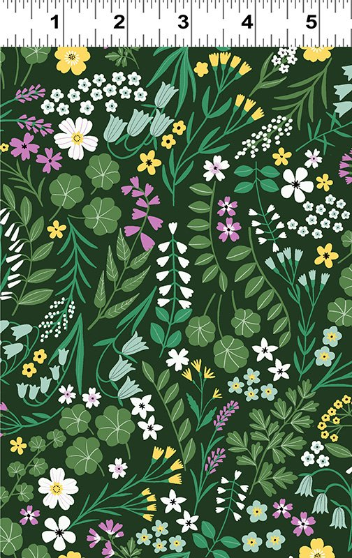 Woodland Wander by Rebecca Jones for Clothworks