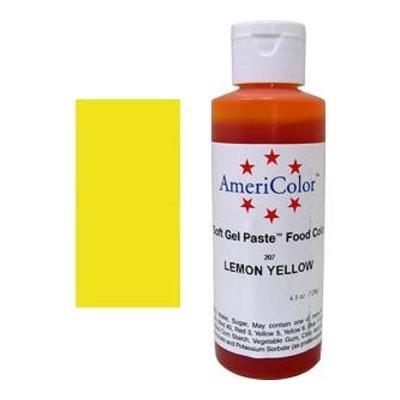 Lemon Yellow Airbrush 4.5 oz