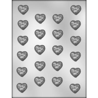 Heart with Rose 1 Chocolate Mold CK 90-1031