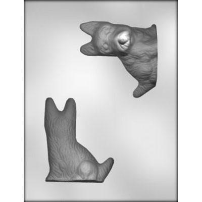 3D Scottie  Chooclate Mold CK 90- 11295