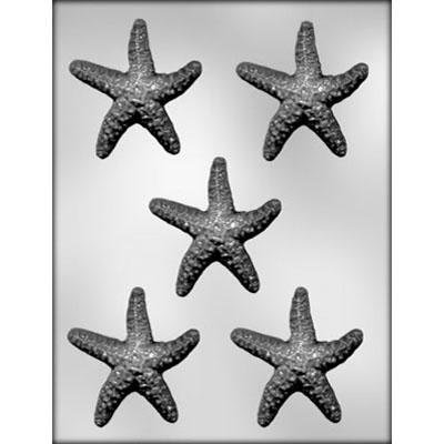 Starfish Chocolate Mold CK 90-12839