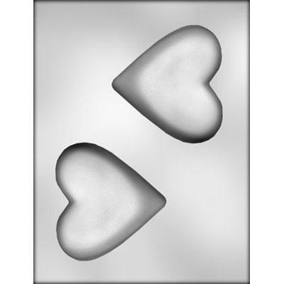 3 3/4 Heart Chocolate Mold CK 90-1300
