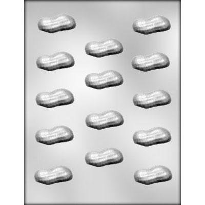 Peanut Shell Chocolate Mold CK 90-13307