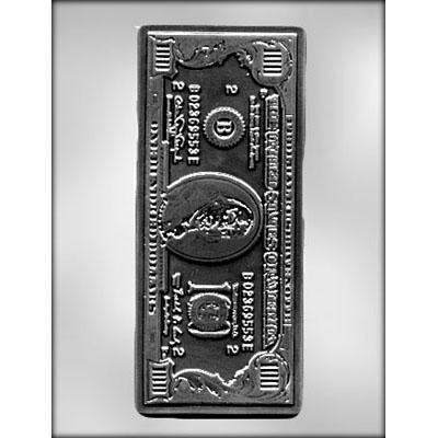 $100 Bill Chocolate Mold CK 90-13492