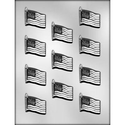 Flag Chocolate Mold CK 90-14403