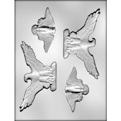 Eagle Assortment Chocolate Mold CK 90-14480