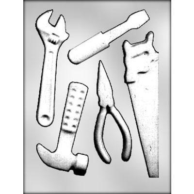 Carpenter Tools Chocolate Mold CK 90-14687