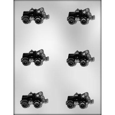 Tow Truck Mint Chocolate Mold  Ck 90-15312