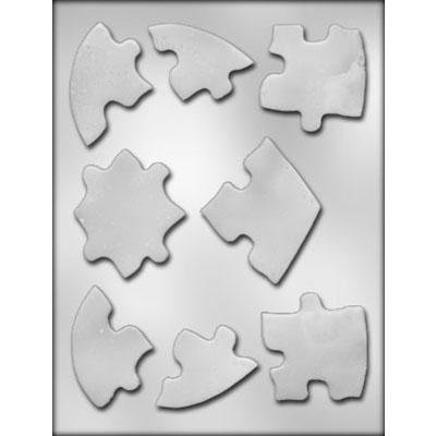 Heart Puzzel Chocolate Mold CK 90-1907