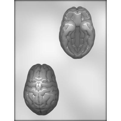 3D Brain Chocolate Mold CK 90-3310