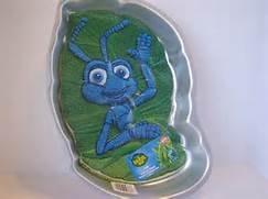 Bugs Life cake pan