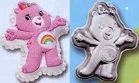 Care Bear cake pan