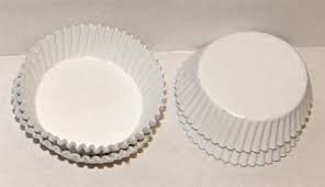 200ct Candy Cups White  #601