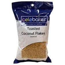 Toasted  Coconut Flakes 9 ounces