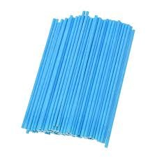 6 Blue Sucker Stick 50 count