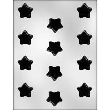 Star  Chocolate Mold Ck 90-4073