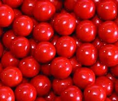 Sixlets Red 3 oz