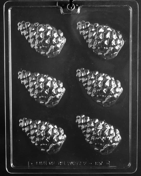 Pine Cone Chocolate Mold 3