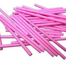6 Pink Sucker Stick 50 count