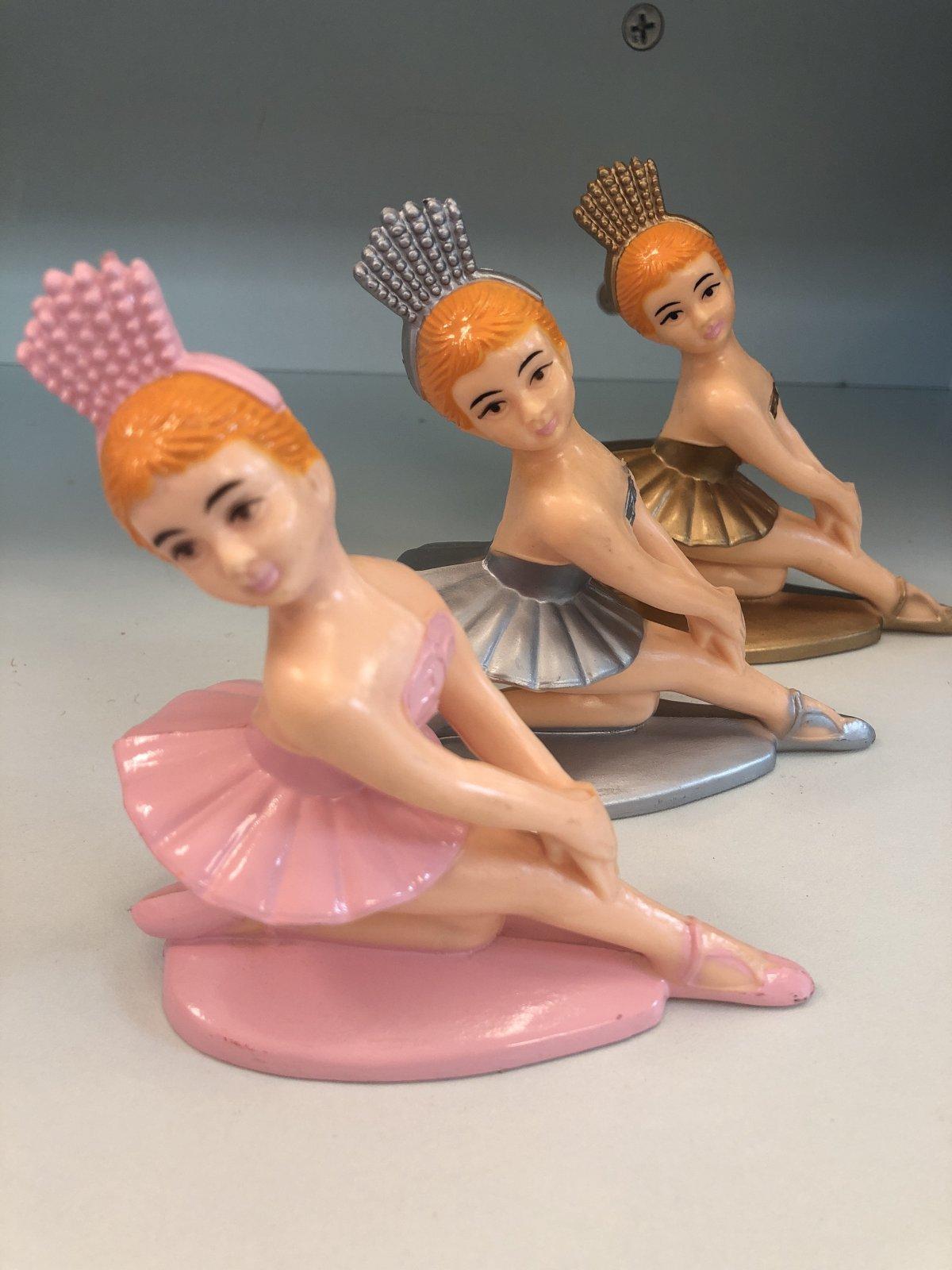 Ballerina 4 Pink Tutu