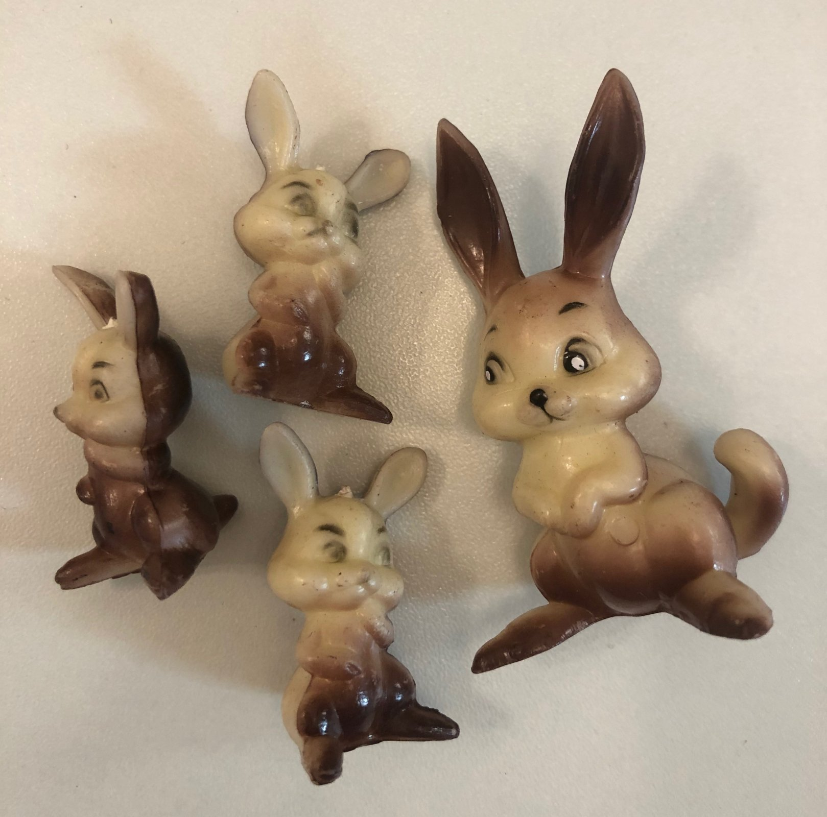Bunny Family 4 pc set