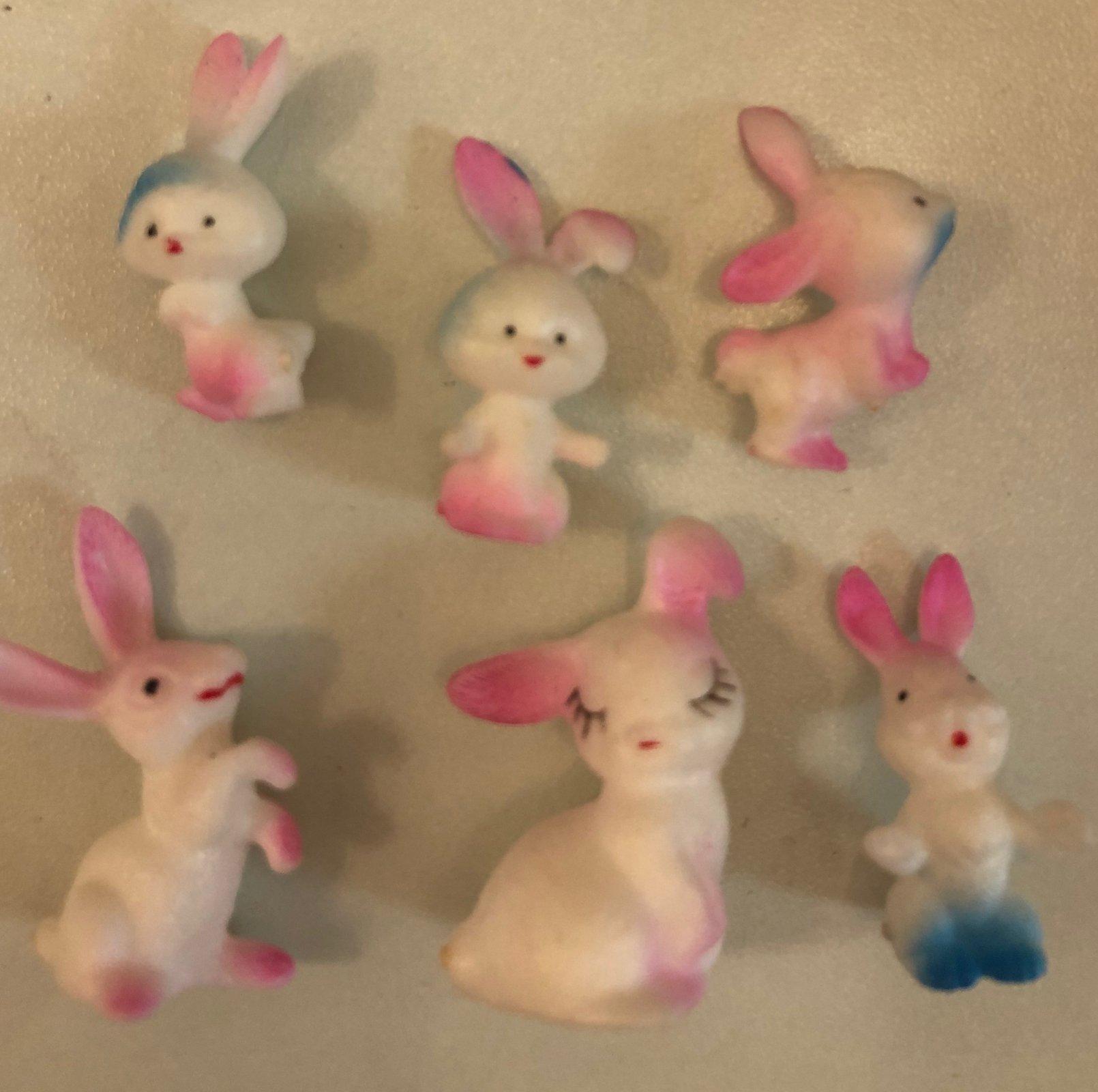 Bunny Family 6 pc set