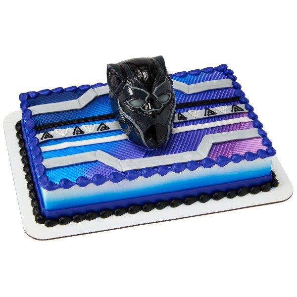 Black Panther Cake Topper