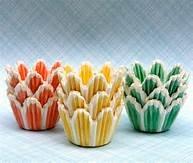 Mini Petal Baking Cups