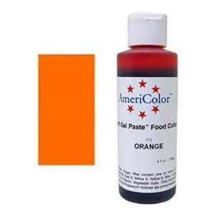 Orange Airbrush 4.5 oz