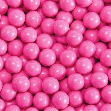 Sixlets Pink 3oz.