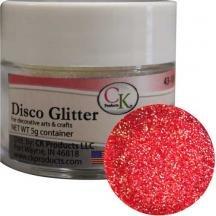 Disco Dust  Red Rainbow 5g