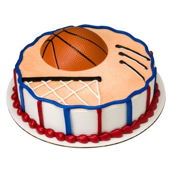 Basketball Pop Top cake topper  5