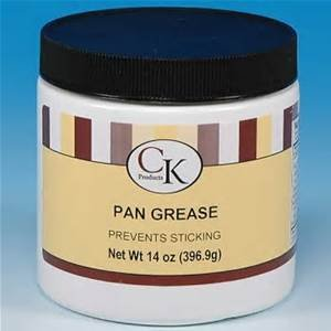 Pan Grease 14 oz