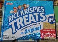 Rice Krispies Treat 2 lbs