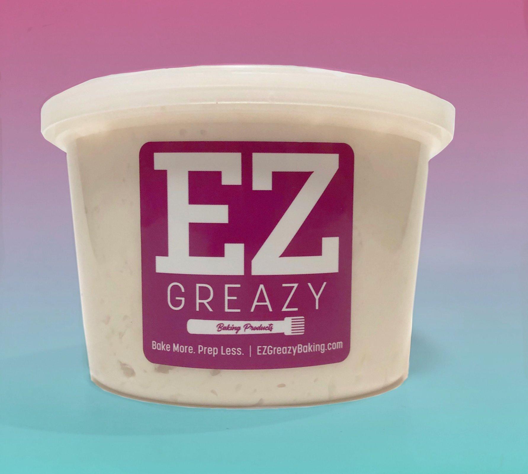 EZ Greazy Pan Grease 12oz