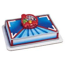 Avengers Unify cake kit